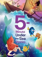 Cover image for 5-minute under the sea stories