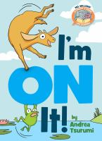 Cover image for I'm on it!