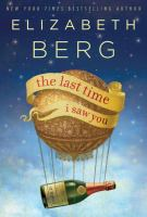 Cover image for The last time I saw you : a novel