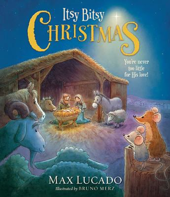 Cover image for Itsy Bitsy Christmas