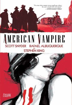 Cover image for American vampire. [1]