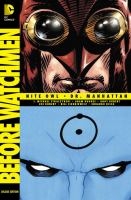 Cover image for Before Watchmen : Nite Owl/Dr. Manhattan