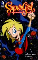 Cover image for Supergirl : cosmic adventures in the 8th grade