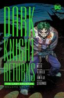 Cover image for Dark Knight returns : the last crusade