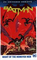 Cover image for Batman : night of the monster men