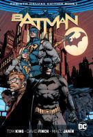 Cover image for Batman. Rebirth, book 1 :