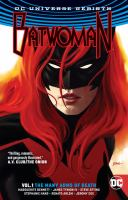 Cover image for Batwoman. Vol. 1, The many arms of death
