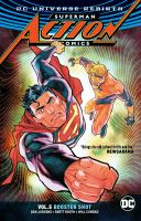 Cover image for Superman Action Comics. Vol. 5, Booster shot