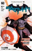 Cover image for Batman. Vol. 9, The tyrant wing