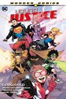 Cover image for Young Justice