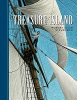 Cover image for Treasure Island