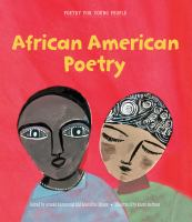Cover image for African American poetry