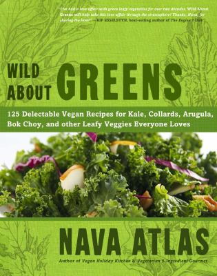 Cover image for Wild About Greens