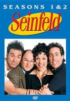 Cover image for Seinfeld. Seasons 1 & 2 [videorecording (DVD)]