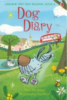 Cover image for Dog diary