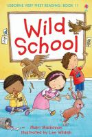 Cover image for Wild school