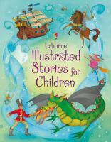 Cover image for Usborne illustrated stories for children