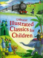 Cover image for Illustrated classics for children