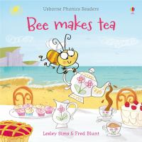 Cover image for Bee makes tea