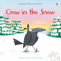 Cover image for Crow in the snow