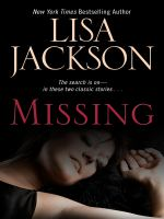 Cover image for Missing [large type]