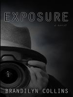 Cover image for Exposure  [large type]