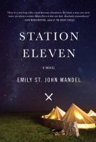 Cover image for Station eleven [large type]