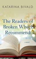 Cover image for The readers of broken wheel recommend [large type]