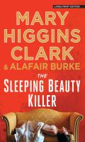 Cover image for The Sleeping Beauty killer [large type]