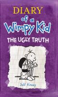 Cover image for Diary of a wimpy kid : the ugly truth [large type]