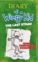 Cover image for Diary of a wimpy kid [large type] : the last straw