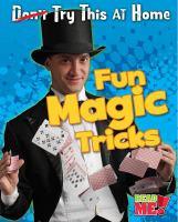 Cover image for Fun magic tricks