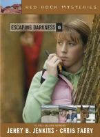 Cover image for Escaping darkness
