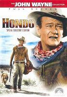 Cover image for Hondo [videorecording (DVD)]