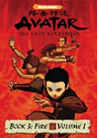 Cover image for Avatar, the last airbender. Book 3, Fire [videorecording (DVD)]