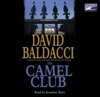 Cover image for The Camel Club [sound recording (book on CD)]