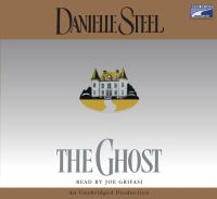 Cover image for The ghost [sound recording (book on CD)]