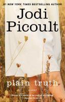 Cover image for Plain truth : a novel