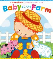 Cover image for Baby at the farm