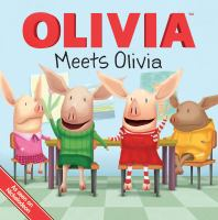 Cover image for Olivia meets Olivia