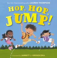 Cover image for Hop, hop, jump!