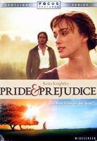 Cover image for Pride & prejudice [videorecording (DVD)]