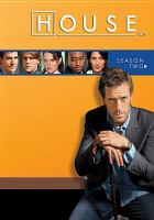Cover image for House, M.D. Season two [videorecording (DVD)]
