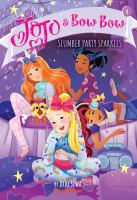 Cover image for Slumber party sparkles