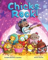 Cover image for Chicks rock!