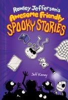 Cover image for Rowley Jefferson's awesome friendly spooky stories
