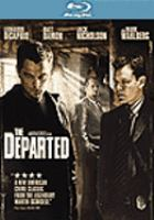 Cover image for The departed [videorecording (Blu-ray)]