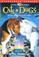 Cover image for Cats & dogs [videorecording (DVD)]