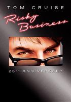 Cover image for Risky business [videorecording (DVD)]