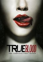Cover image for True blood. The complete first season [videorecording (DVD)]